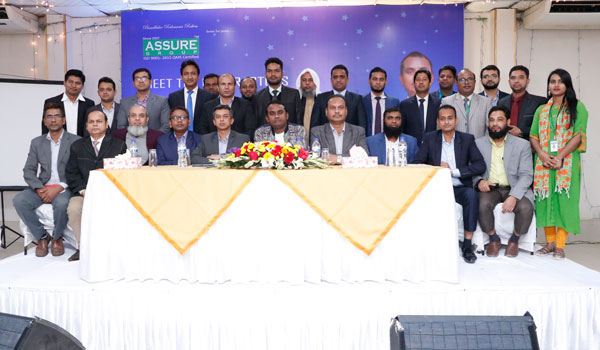 Photos of Assure Group Contractors Annual Meeting 2019