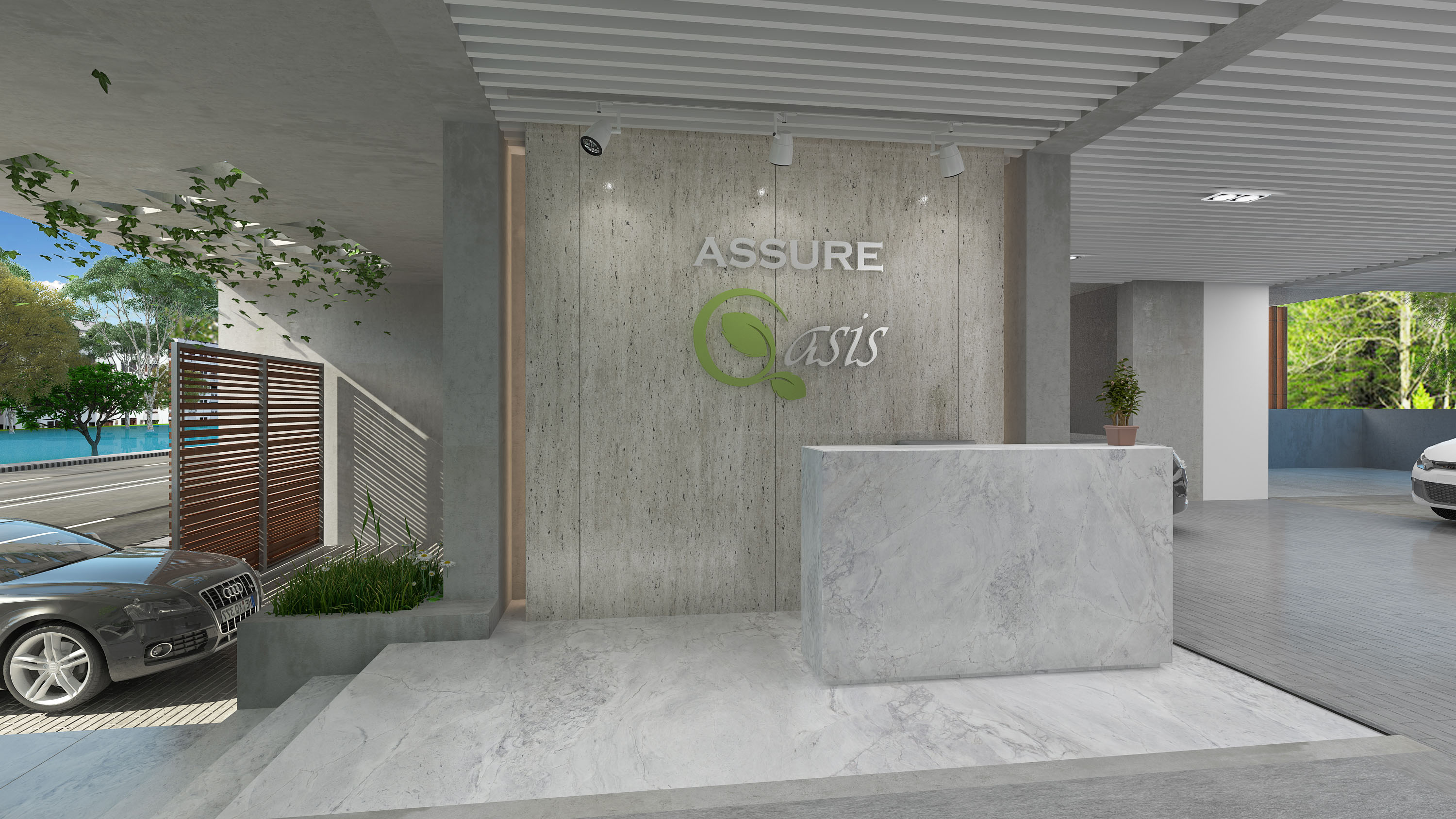 Photos of Assure Oasis Reception 01