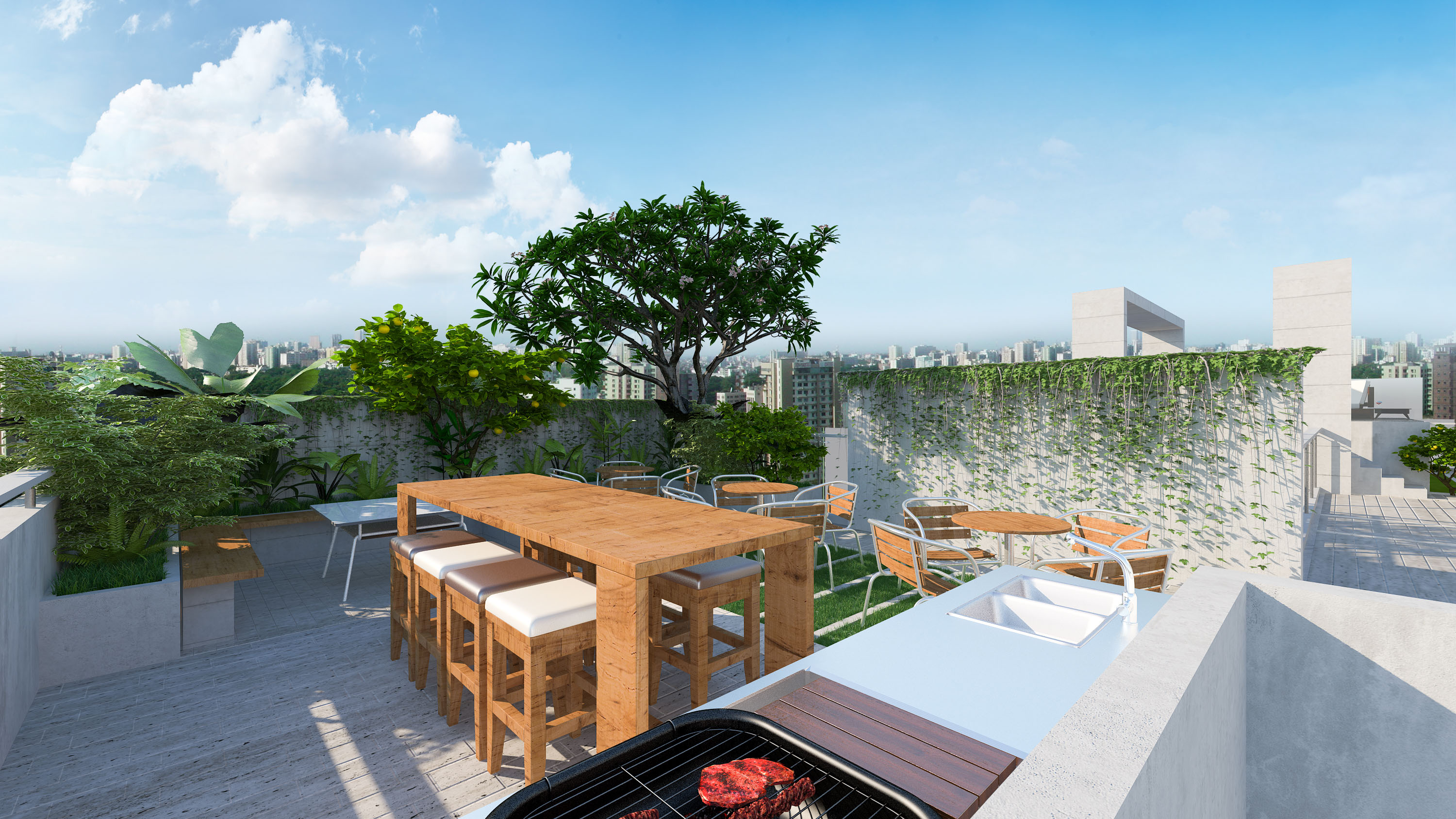 Photos of Assure Oasis Roof Garden