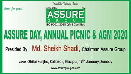 Events of Assure Group