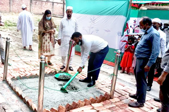 Ground Breaking Ceremony of Assure Fair View 2