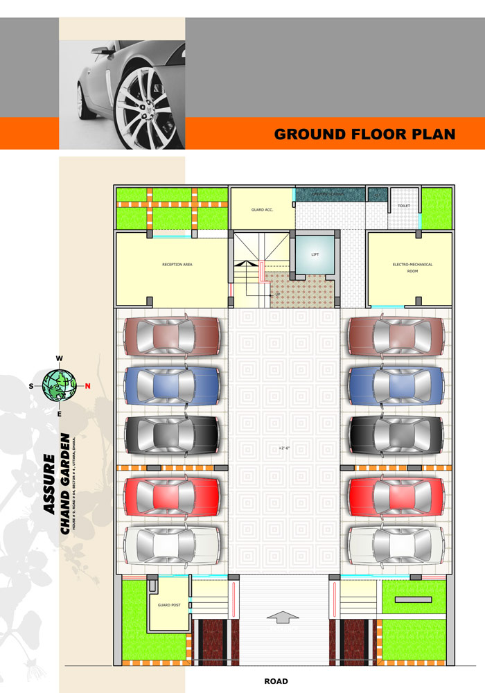 Assure Chand Garden Floor Plan