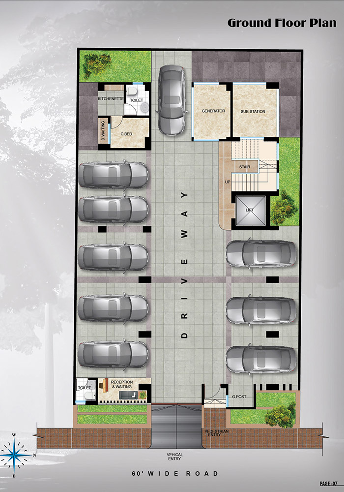 Assure Matrichaya Ground Floorplan