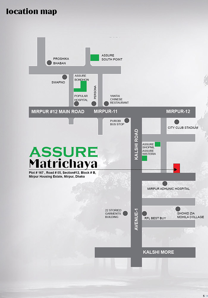 Assure Matrichaya location