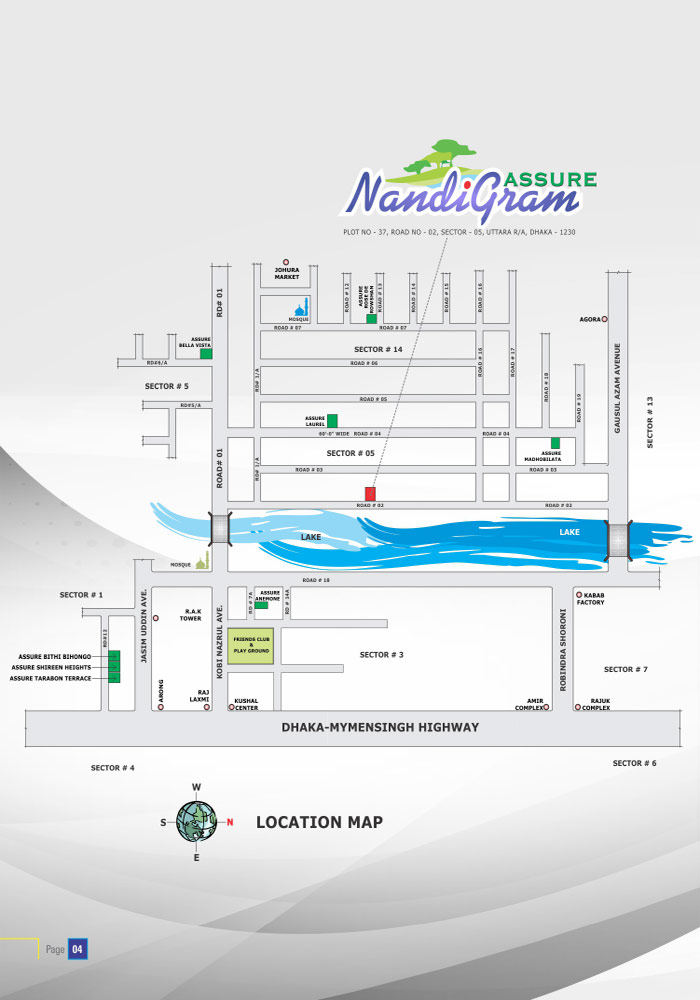 Assure Nandigram location