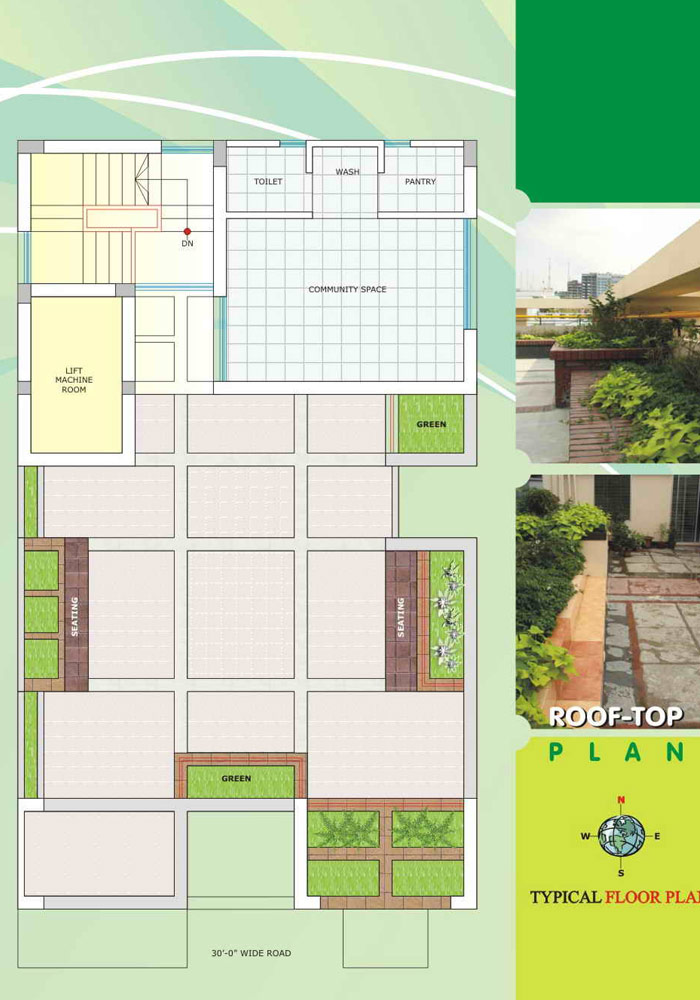 Assure Shamoita Roof Top Plan