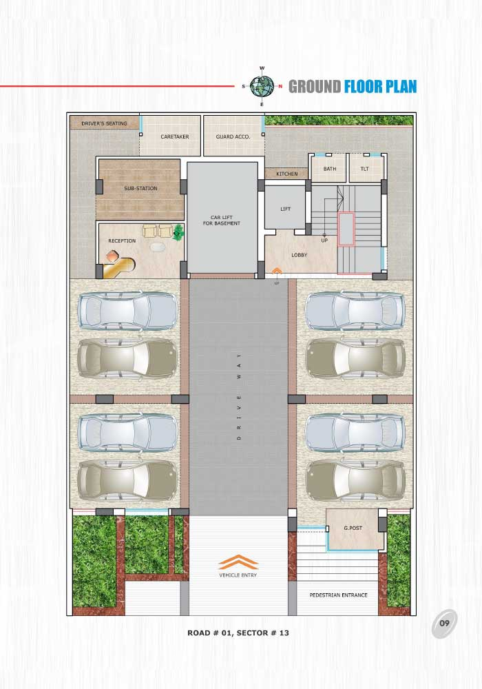 Assure Water Breeze Ground Floor Plan