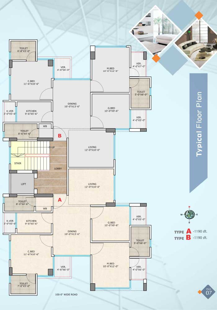 Assure Westeria Floorplan