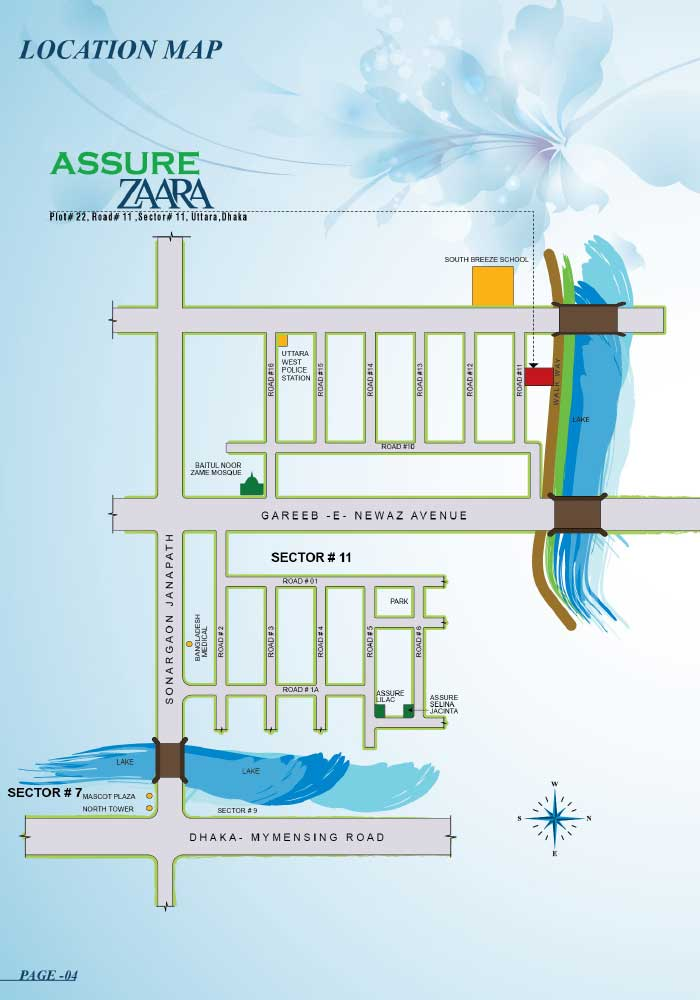 Assure Zaara location